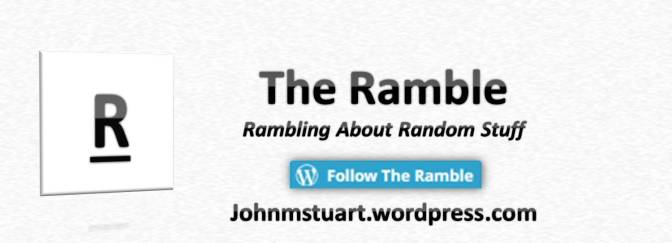 The Ramble FB Cover